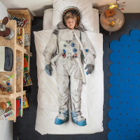 Astronaut Duvet And Pillowcase Set