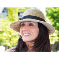 Shihreen: UV Protective Full Brim Hat