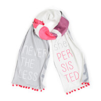 Statement Scarf - Nevertheless She Persisted
