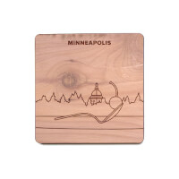 Neighborwoods: Coaster - Minneapolis - Walker..