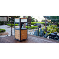 Solar-Powered Outdoor Speaker