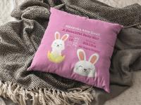 Cute Rabit Baby Pillow