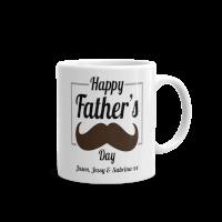 Mustache Father Mug