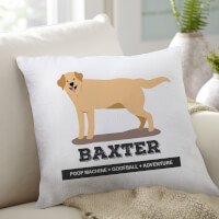 Customized Amazing Doggy Pillow