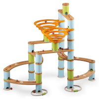 168 Pc Bamboo Builder Marble Run