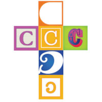 Personalized Name Blocks - Letter C