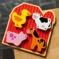Farm Time Fun Chunky Puzzle