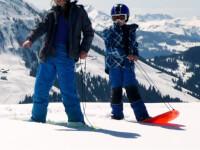 Axiski: Multi-Position Ski Board