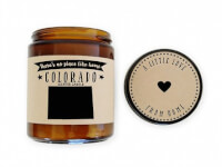 No Place Like Home Candles: State Scented..