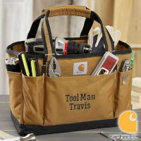 Carhartt Personalized Tool Tote Bag