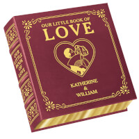 Personalized Our Little Book Of Love