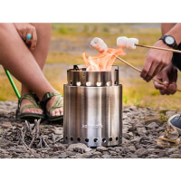 Solo Stove: Campfire Steel Fire Pit