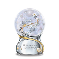 Graduation Musical Glitter Globe Personalized..