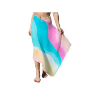 Simple Sarongs: Sarong & Towel Cover-Up - Sea..