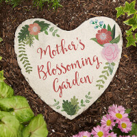 Moms Blossoming Garden Large Personalized..