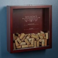 Essential Wine Snob Scale Cork Holder Engraved..