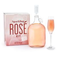 Sparkling Rose Wine Making Kit