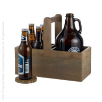 Verona Growler Carrier