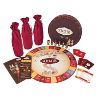 Wine Tasting And Trivia Board Game