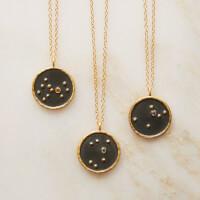 Birthstone Constellation Necklaces