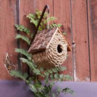 Wicker Bird Bungalow