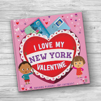 I Love My Valentine Personalized Storybook