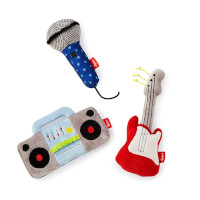Soft Rock Grasp Toys