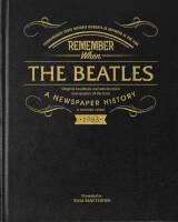 Beatles Historic Newspaper Book