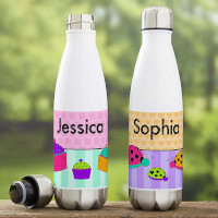 Just For Her 17oz Insulated Kids Water Bottle