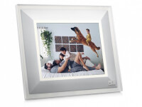 Aura: Smart Connected Picture Frame - Quartz