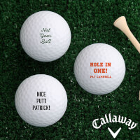 Sports Expressions Personalized Callaway Golf..