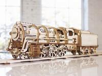 UGEARS: Intermediate Wooden Model Building Kit