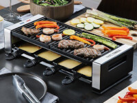 Party Grill: Indoor Tabletop Raclette Grill
