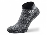 SKINNERS: Barefoot Sock Shoes - Granite Grey -..