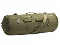 PIORAMA: Adjustable Duffle Bag - Military Green
