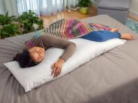 The SnuggL Company: Standard Body Pillow & Case