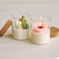 Terrarium Candle