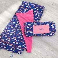 Personalized Nap Mats For Girls - All Over..