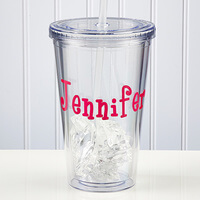 Personalized Reusable Drink Cup With Name -..