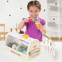 Melissa & Doug Personalized Scoop & Serve Ice..