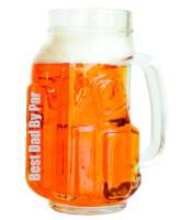 Golf Beer Mugs For Dad (4 Pack)