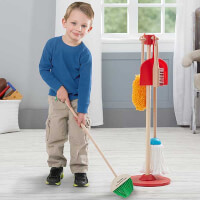 Melissa & Doug Lets Play House Personalized Mop..