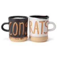 Cup Of Congrats Mugs