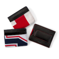 NFL Uniform Money Clip Wallet