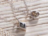 Dune Jewelry: Sand Jewel Necklace