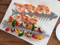 Proud Grill Company: Slide & Serve BBQ Skewers