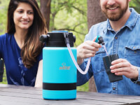 NICE Cooler: Pump2Pour Insulated Jug