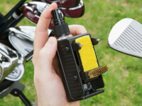 Caddy-Clean: All-In-One Golf Club Cleaner