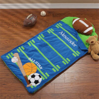 Personalized Nap Mat For Kids - All Star Sports