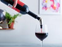 Vacu Vin: Slow Wine Pourer